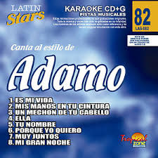 Adamo LAS 082 Karaoke Lovers