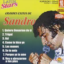 Sandro LAS 010 Karaoke Lovers