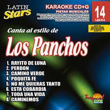 Los Panchos LAS 014 Karaoke Lovers
