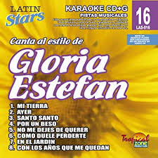 Gloria Estefan LAS 016 Karaoke Lovers