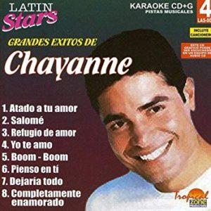 Chayanne LAS 004 Karaoke Lovers