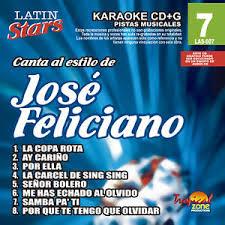 Jose Feliciano LAS 007 Karaoke Lovers