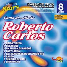 Roberto Carlos LAS 008 Karaoke Lovers