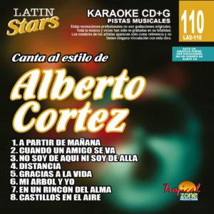 Alberto Cortez LAS 110 Karaoke Lovers