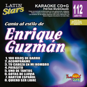 Enrique Guzman LAS 112 Karaoke Lovers