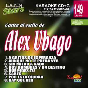 Alex Ubago LAS 149 Karaoke Lovers