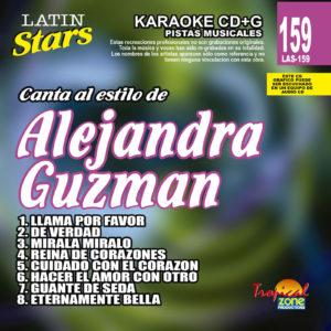 Alejandra Guzman Vol. 1 LAS 159 Karaoke Lovers