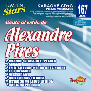 Alexandre Pries LAS 167 Karaoke Lovers