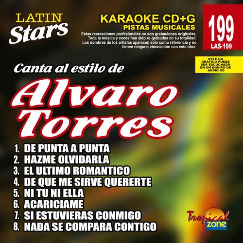 Alvaro Torres LAS 199 Karaoke Lovers