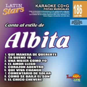 Albita LAS 186 Karaoke Lovers